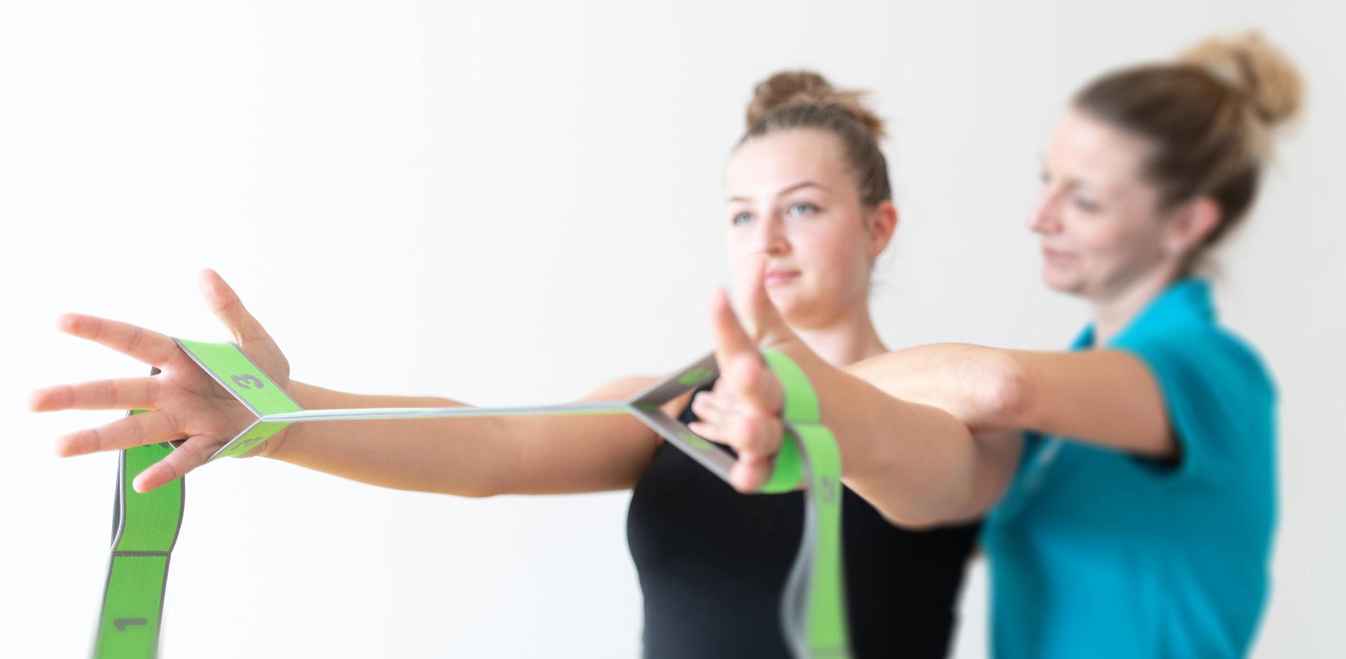 Leistungen der Physiotherapie-Praxis ISLA VITALIS
