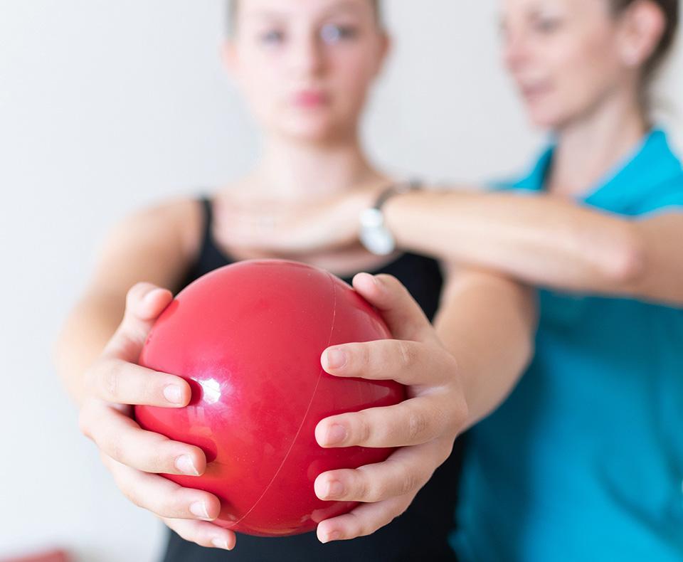 Physiotherapie - Krankengymnastik